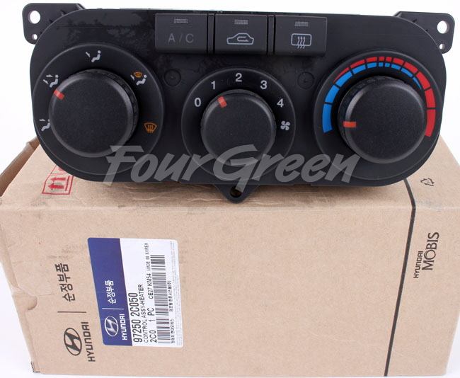 Genuine Heater Control For Hyundai 03